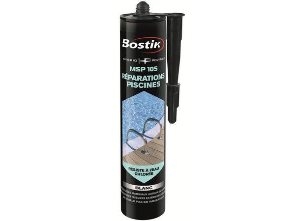 Colle Mastic Hybrid Polymer Msp 105 Bostik, 290Ml