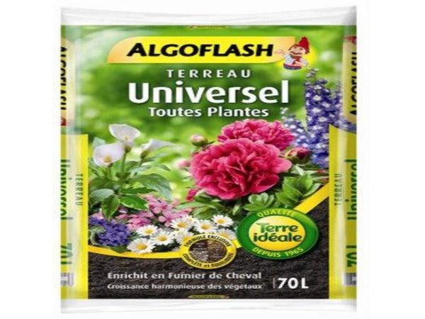 Terreau Universel Algoflash, 70 L