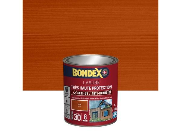 Lasure Bondex Tres Haute Protection 8 Ans 8 Ans Satiné 1 L