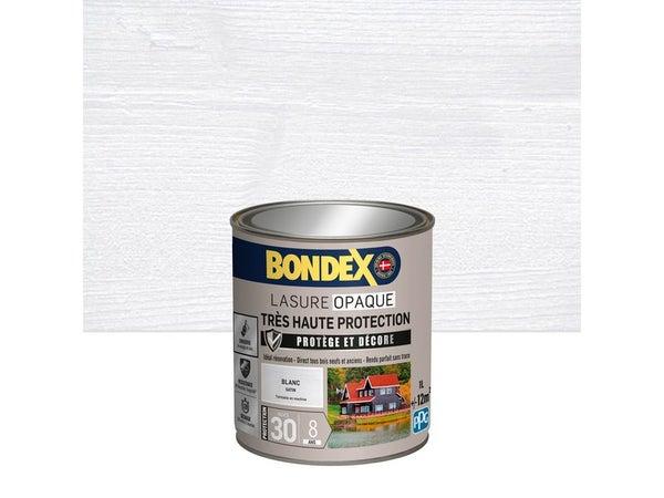 Protection Couleur Bondex Très Haute Protection 8 Ans Satiné 1 L