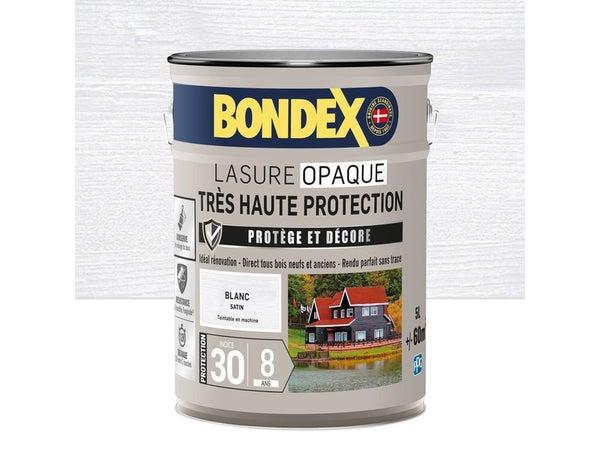 Protection Couleur Bondex Très Haute Protection 8 Ans Satiné 5 L