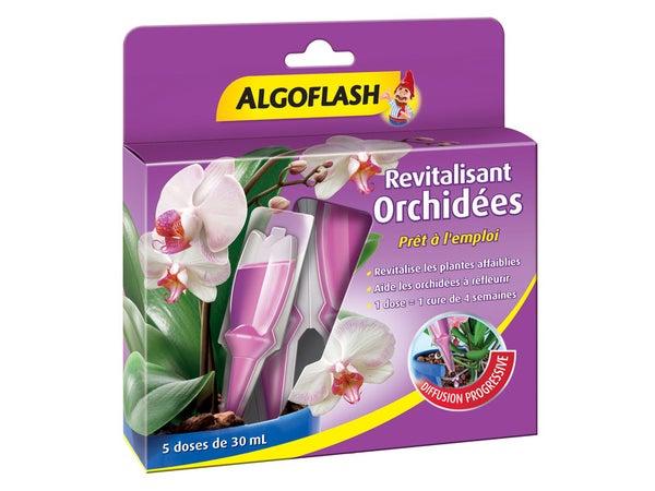 Engrais Orchidées Algoflash 30 Ml