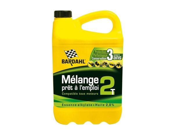 Mélange 2 Temps Bardahl, 5 L