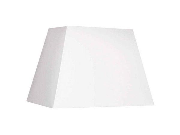 Abat-Jour Cubic, 30 Cm, Toiline, Blanc-Blanc N°0 Inspire