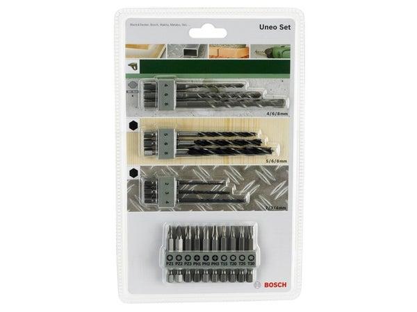 Coffret De 19 Pièces Perçage / Vissage Multimatériau Bosch